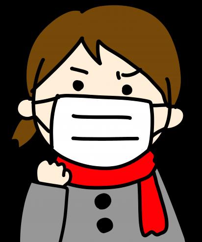 風邪まっす〜